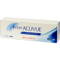 1 Day Acuvue for Astigmatism (30 lentillas)