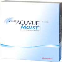 1 Day Acuvue Moist (90 lentillas)