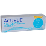 Acuvue Oasys 1-Day for Astigmatism (30 lentillas)