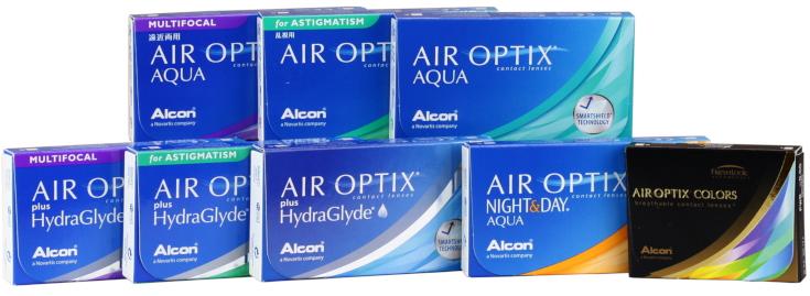 fb82d122a242e Las lentes de contacto Air Optix de Alcon (anteriormente Ciba Vision) se  caracterizan por su alta permeabilidad al oxígeno y su bajo contenido en  agua.