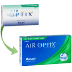 Air Optix for Astigmatism (6 lentillas)