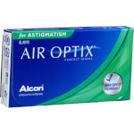 Air Optix for Astigmatism (3 lentillas)