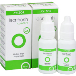 Avizor Lacrifresh Comfort 2x 15ml Pack Doble