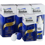 Boston Simplus Pack Ahorro (3x120ml + 1x60ml)