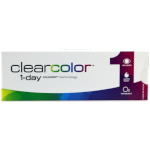 clearcolor 1-day (10 lentillas)