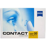 Contact Day 30 spheric (6 lentillas)