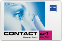 Contact Day 1 Easy Wear (30 lentillas)