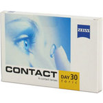 Contact Day 30 toric (6 lentillas)