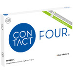 Contact FOUR Spheric (6 lentillas)