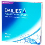 Dailies AquaComfort Plus multifocal (90 lentillas)