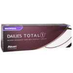 Dailies TOTAL 1 Multifocal (30 lentillas)