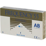Frequency 55 Aspheric (6 lentillas)