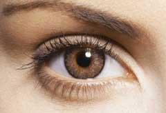 colores de los ojos
