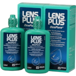 Lens Plus OcuPure 120ml Pack Doble