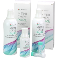 Meni Care Pure Pack Ahorro (2x250ml + 1x70ml)