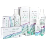 Menicon Progent + Meni Care Pure - Pack Ahorro