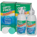 Opti-Free RepleniSH 2x90ml Pack Doble