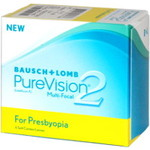 PureVision 2 Multi-Focal for Presbyopia (6 lentillas)