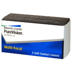 PureVision Multi-Focal (3 lentillas)