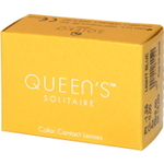 Queen's Solitaire (2 lentillas)